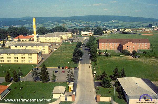Usareur Cities Grafenw 246 Hr