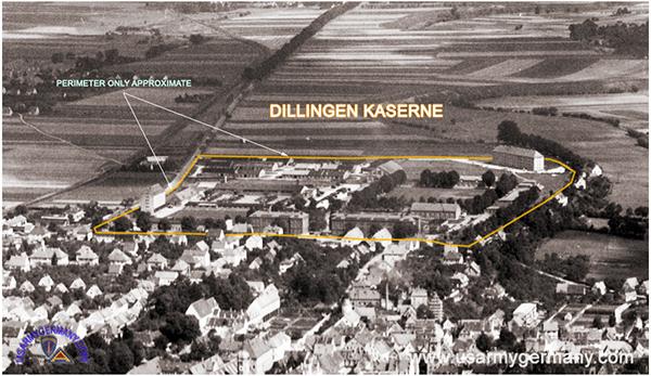 Usareur Cities Augsburg